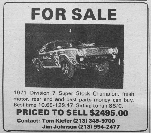 Old Car Magazines For Sale